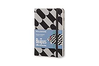 Moleskine The Beatles Limited Edition Notebook, Pocket Ruled, Black - Fish (8055002851565) (B01DT4QVM4)   Amazon Products