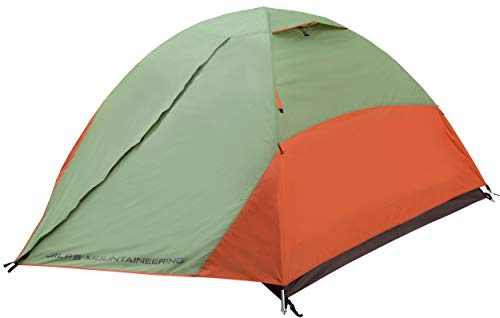 ALPS Mountaineering Taurus 2-Person Tent FG, Sage/Rust