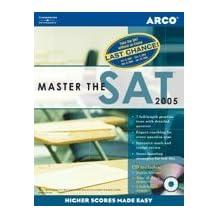 MASTER THE SAT 2005 (CD)