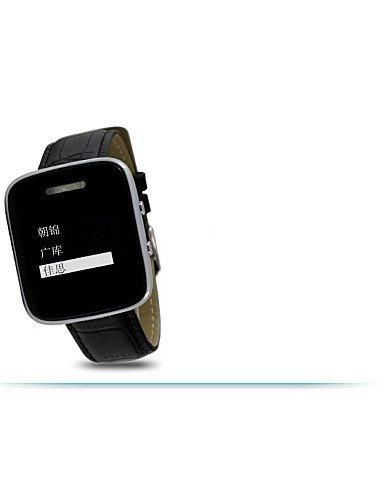 La empresa ferroviaria y del registro de la segunda generación de relojes inteligentes del sistema de