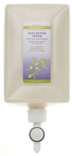 medline MSC094412 Remedy Olivamine Skin Repair Cream, 120...