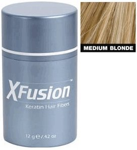 XFusion Medium Blonde 12 gram - Xfusion Fiber