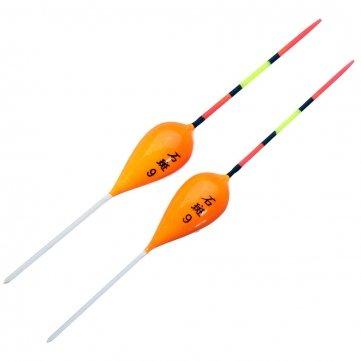 Qualité bois Pêche de pêche crevettes Flotteurs Accessoires Balsa Haute Bobber YWdpqRYg