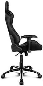 Drift DR125B - Silla Gaming Profesional, (Poilipiel Alta Calidad, Ergonómica), Color Negro 27