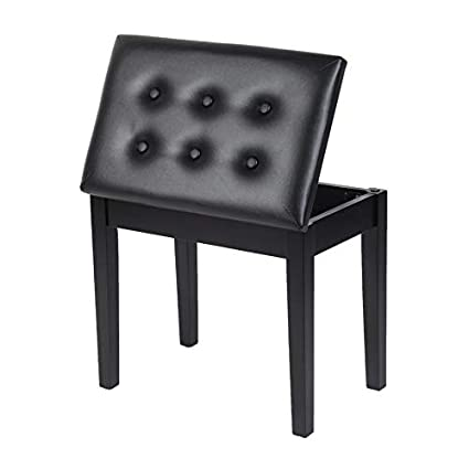 Terrific Amazon Com Simoner Padded Wooden Piano Bench Stool Caraccident5 Cool Chair Designs And Ideas Caraccident5Info