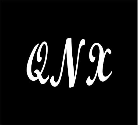 6-white-monogram-3-letters-qnx-initials-bold-font-script-style-vinyl-decal-for-cup-car-computer-any-
