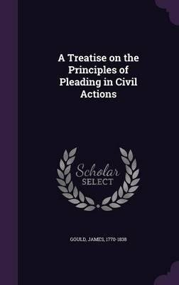 Read Online A Treatise on the Principles of Pleading in Civil Actions(Hardback) - 2016 Edition Text fb2 ebook
