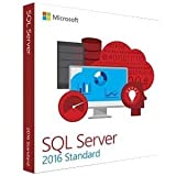 Microsoft SQL Server 2016 Standard Edition - Complete Product - 10 Client, 1 License