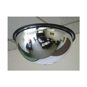 Full Dome Mirror, 36In., Acrylic