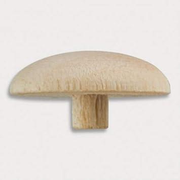12,4 x 8 x 3,5 cm 2X HOFMEISTER/® Distanzschr/äge aus Holz unlackiert