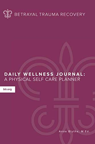 Daily Wellness Journal: A Physical Self Care Planner