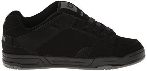 Zapato De Skate Globe Hombres Scribe Negro / Gris