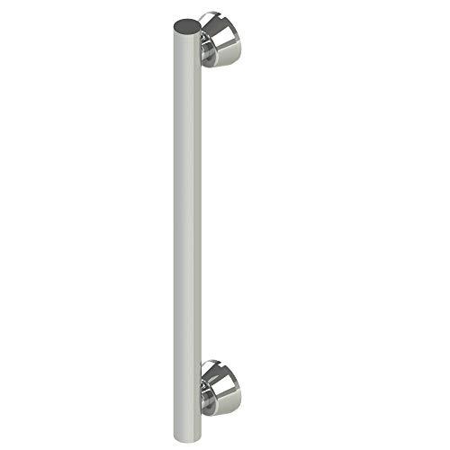 "Grab Bar Safety Bar Linear Bar: 24"", Polished Chrome, Invisia Healthcraft"