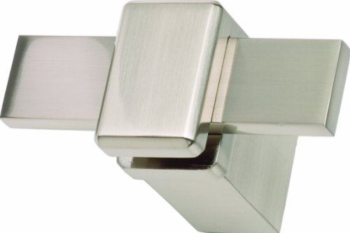 Brn Buckle (Atlas Homewares BUTH-BRN Buckle Up Collection 3-Inch Hook, Brushed)