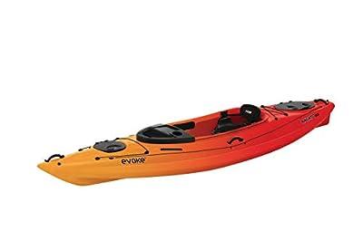 Evoke Navato 120 Sit in Recreational Kayak, Sunset