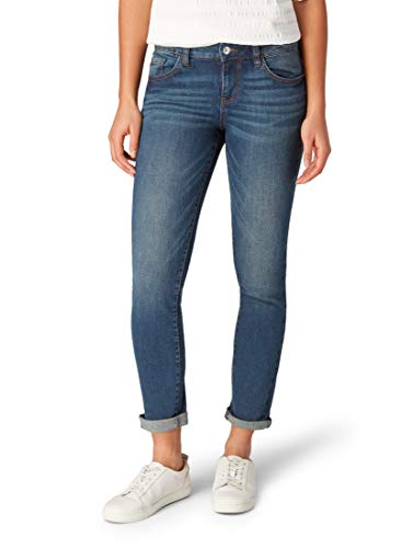 TOM TAILOR Damen Jeanshosen Alexa Slim Jeans