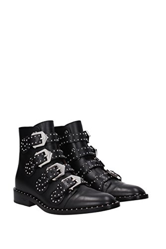 Stivaletti EU Pelle Givenchy Donna BE08143004 Black RqwagpF