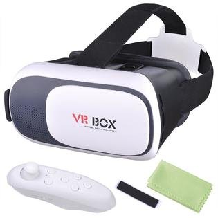 34e8f0135bed Image Unavailable. Image not available for. Colour  CHIMAERA Virtual  Reality VR Box 3D Viewing Glasses Goggles iOS   Android Headset 2nd  Generation (