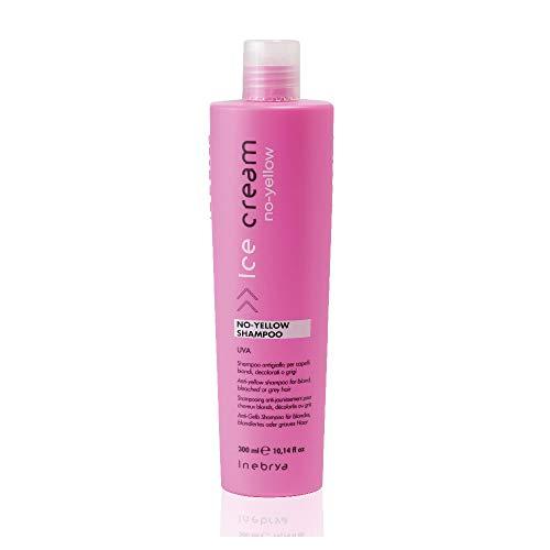Inebrya ICE CREAM No Yellow Shampoo 300 ml  Amazon.it  Bellezza 7b04ba3c46a2