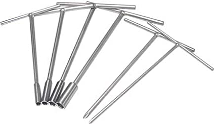 Assorted//Metric Motion Pro 7-Piece T-Handle Socket Set 4333321853