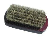 Annie Military Soft Brush (Model:2082) - 2 pieces, Natura...