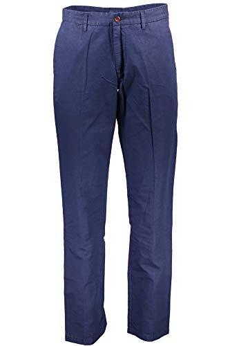 1801 Uomo 1502050 Gant Blu Pantalone 409 d6UOa7O
