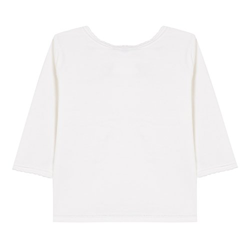 Absorba 11 Bébé Écru Fille Shirt écru T P7wUFrqP