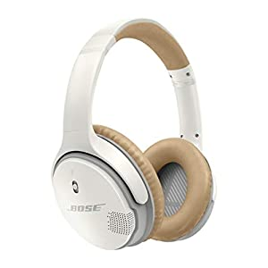 Bose SoundLink II Around-Ear Wireless Headphones White