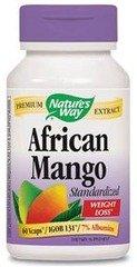 African Mango 60 Count