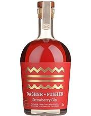 Southern Wild Distillery Dasher + Fisher Strawberry Gin 500mL