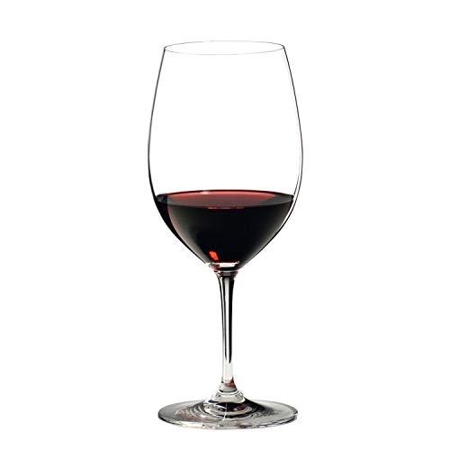 (Riedel Vinum Bordeaux Crystal Wine Glasses, Pay 6 Get)