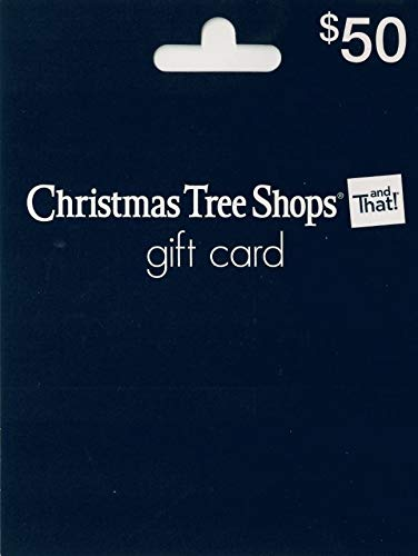 Christmas Tree Shop Gift Card