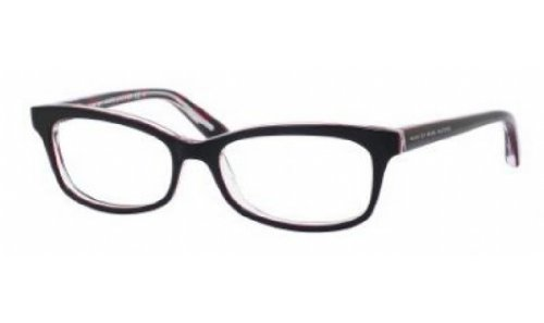 Marc by Marc Jacobs MMJ486 Eyeglasses-00A2 Black Red-52mm
