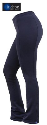 (Irideon Power Stretch Bootcut Breech Large Black)