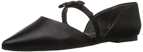 BC Footwear Women's Arc Mary Jane Flat, Black, 6.5 M US (Arc Lady)