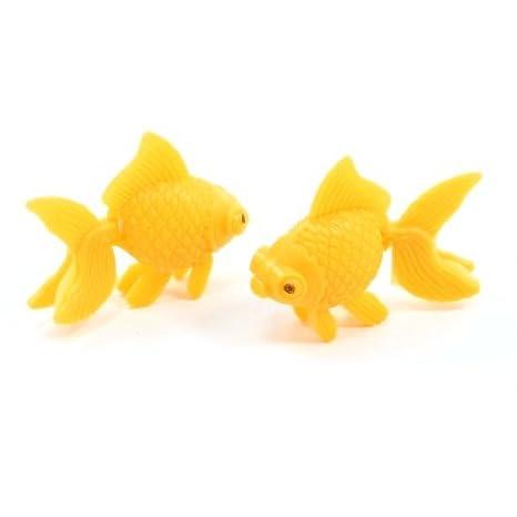 DealMux 2-pieza de plástico del tanque de pescados de ...