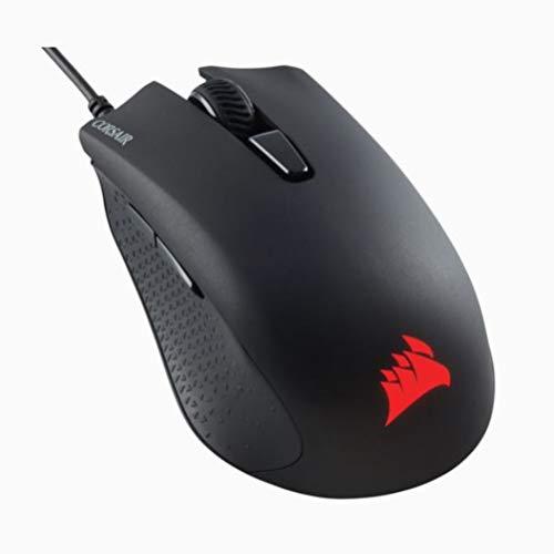 Corsair Harpoon- RGB Gaming Mouse 6,000 DPI Optical Sensor (Certified Refurbished)