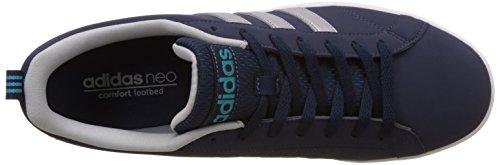 adidas Herren Vs Advantage Sneaker marineblau