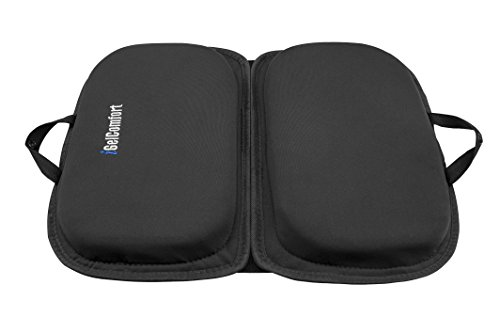 "Sojoy iGelComfort 3 in 1 Foldable Gel Seat Cushion Featured with Memory Foam (A Must-Have Travel Cushion! Smart, Easy Travel Cushion) (Size: 18.5"" x 15'' x 2'') by Sojoy (Image #8)"
