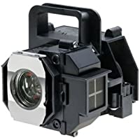 EPSON - PROJECTOR ACC & HOME ENT Epson ELPLP49 Replacement Lamp. ELPLP49 LAMP MODULE HOME CINEMA 6100 6500UB 7100 7500UB 8500UB 9100. 200W UHE - 4000 Hour