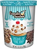 In the Mix Cupcake Sundaes Chocolate Chip Cookie Dough Cupcake Kit, 10.5 Ounce