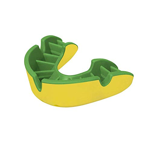 Opro Silver Level Mouthguard   Gum Shield for Rugby, Hockey, MMA and other Contact and Combat Sports