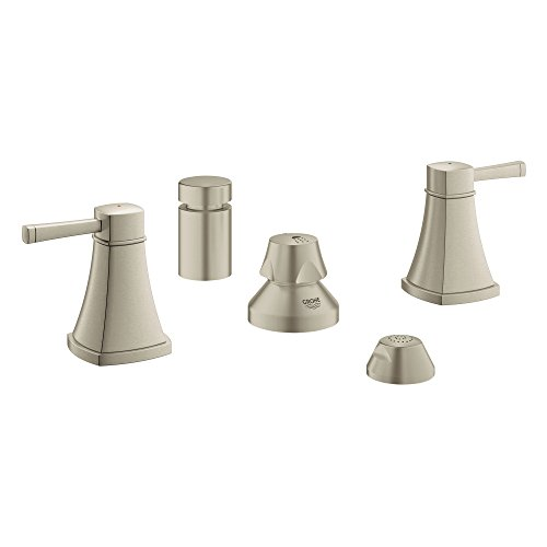 Grandera 2-Handle Wideset Bidet Faucet