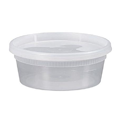Amazon.com: safepro 8HD, Sopa de plástico transparente de 8 ...