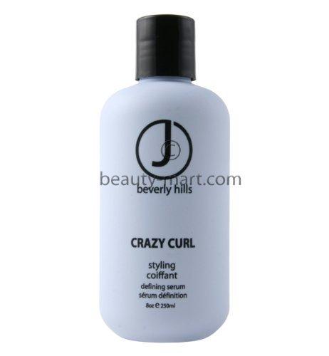 J Beverly Hills Crazy Curl 8 Ounce