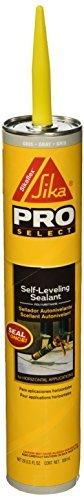 (Sika Corporation 106711 29 Oz Gray High Performance Self-Leveling 1-Part Polyurethane Sealant )