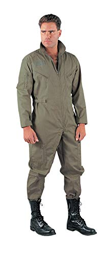 - Rothco Flightsuits, Khaki, 2XL