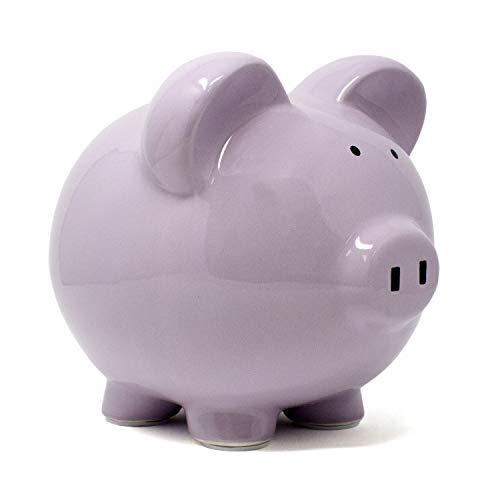 Child to Cherish Ceramic Piggy Bank for Girls, ()