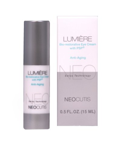 Price comparison product image Neocutis Lumiere Bio-restorative Eye Cream with PSP, Anti-aging, 0.5 Ounce