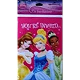 amazon com disney princess invitations cards party supplies